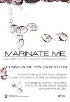 Marinate Me Poster